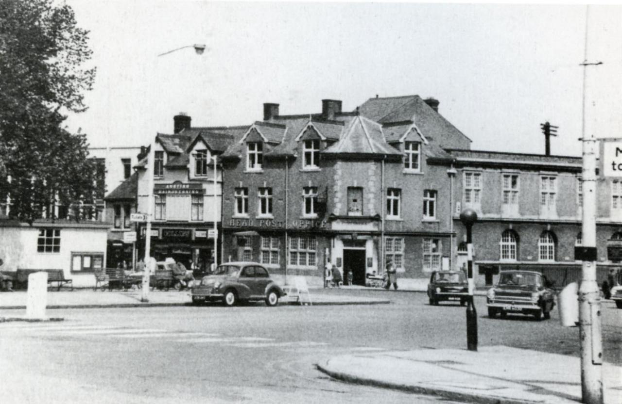 Regent Circus, Head Post Office 1966