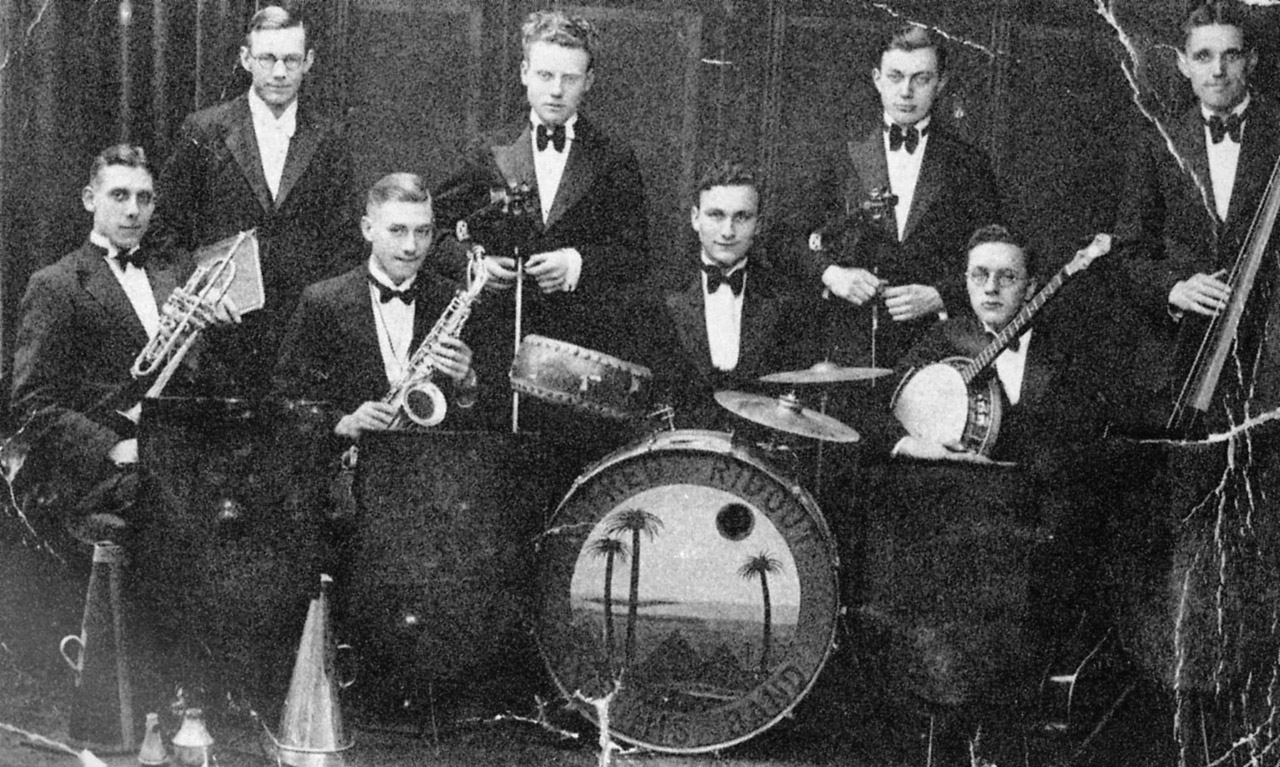 Bands, The Alfred Ridout Band, formerly St Marks Church band, 1931