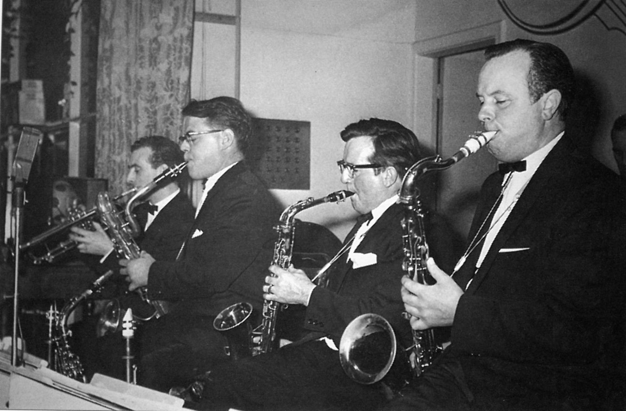 Bands, The Gordon Talbot Orchestra, 1963