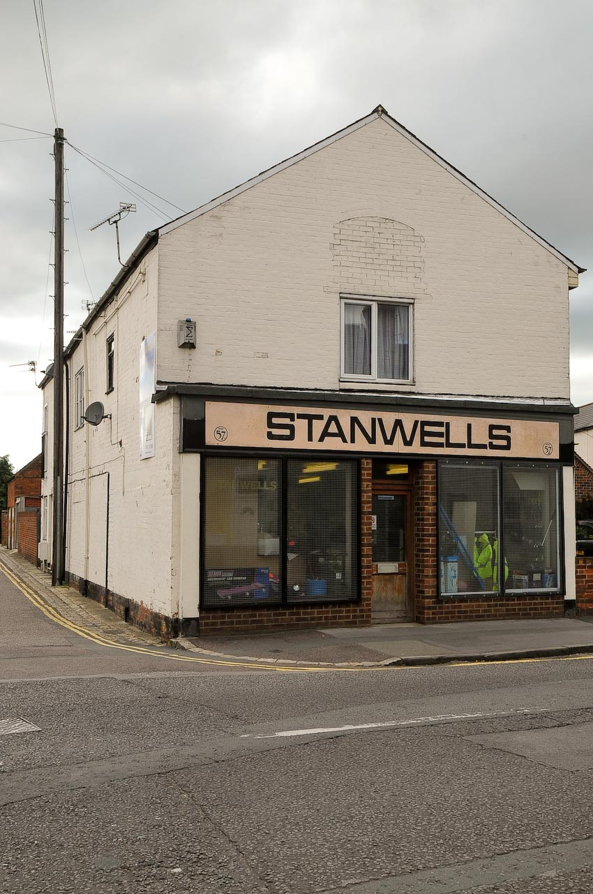 Eastcott Road: Stanwells 2009
